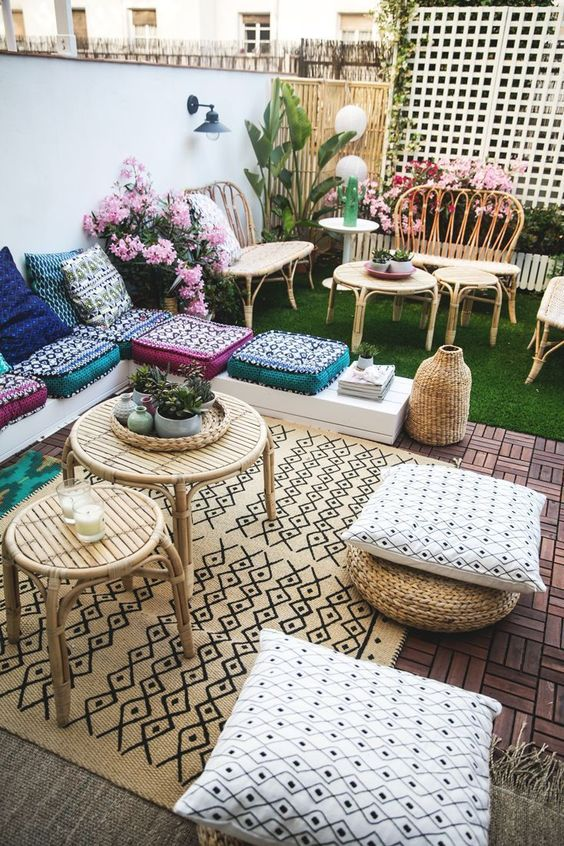 patio rug ideas 12