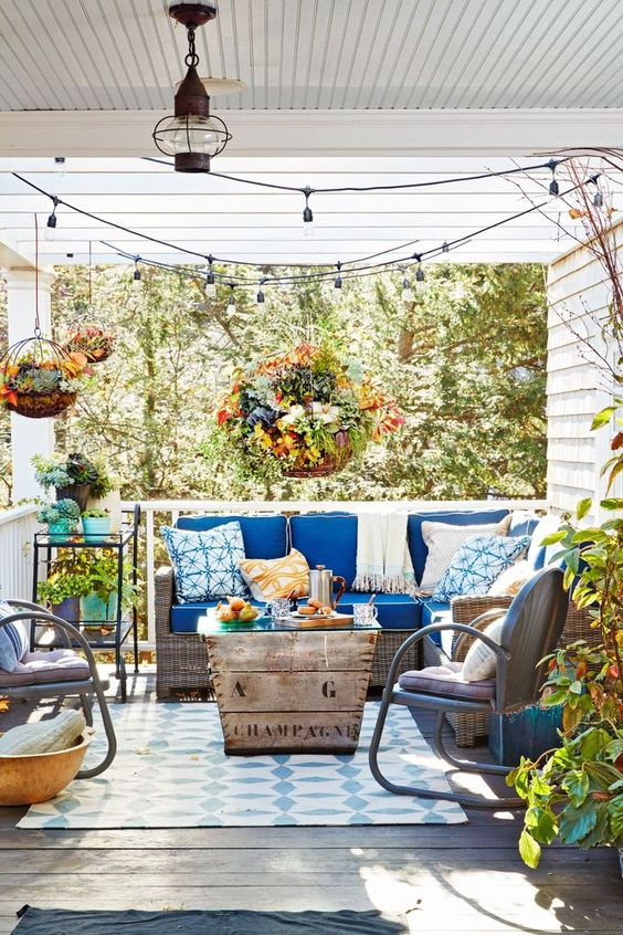 patio rug ideas 14