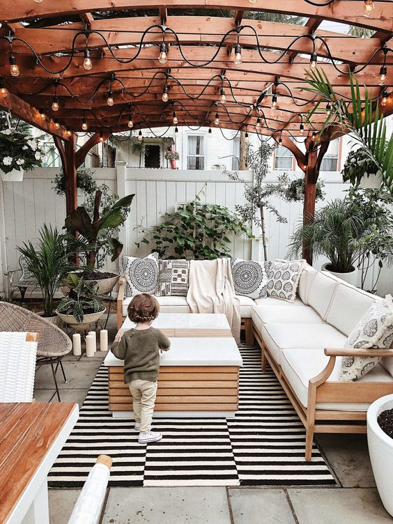 patio rug ideas 17