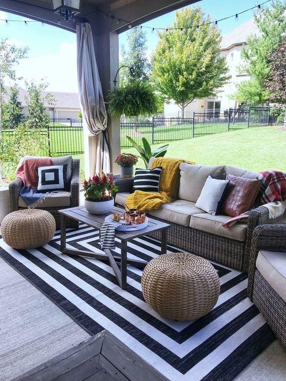 patio rug ideas 8