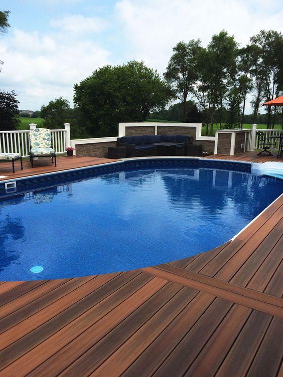 swimming pool decks ideas 16