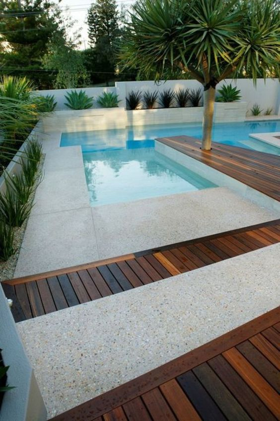 swimming pool decks ideas 6