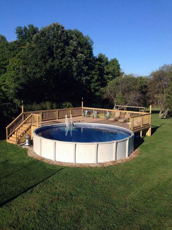 swimming pool decks ideas 8