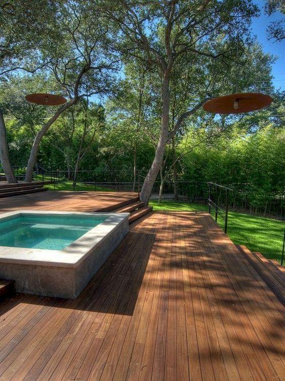 swimming pool decks ideas 9