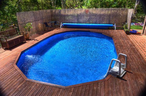 swimming pool decks ideas