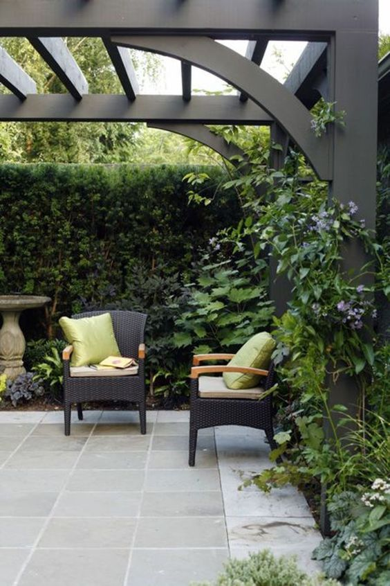 Backyard Patio Ideas 13