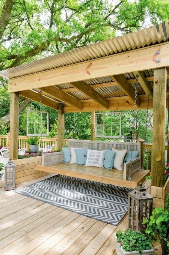 Backyard Patio Ideas 15