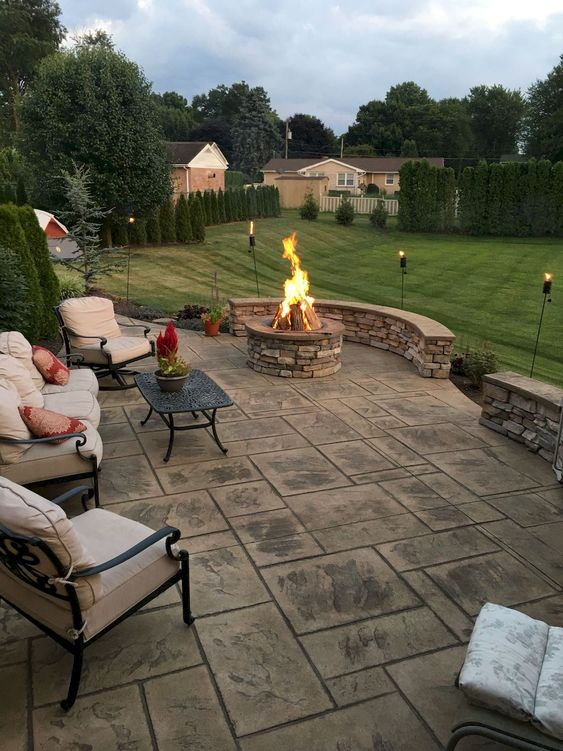 Backyard Patio Ideas 5