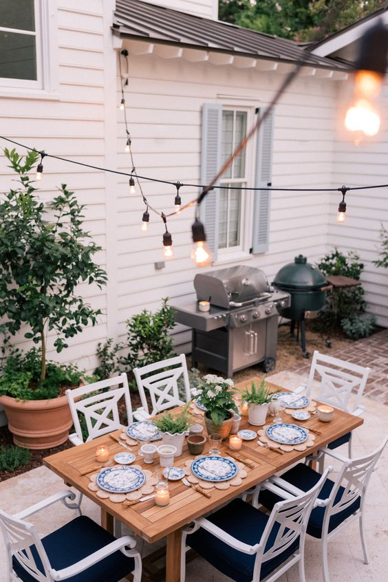 Backyard Retreat Ideas 12