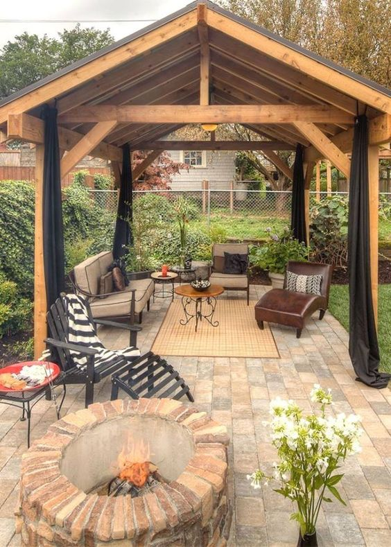Backyard Retreat Ideas 14
