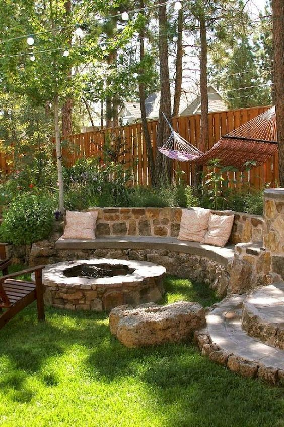 Backyard Retreat Ideas 17