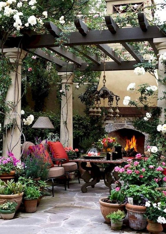 Backyard Retreat Ideas 18