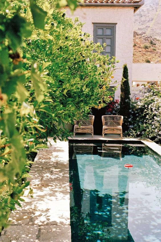 Backyard Retreat Ideas: Fresh Water Feature