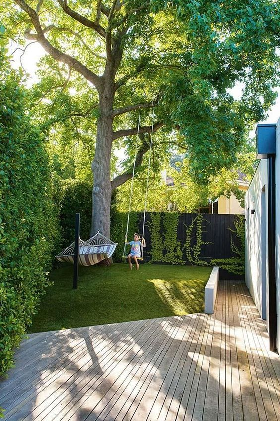 Backyard Retreat Ideas: Simple Fun Backyard