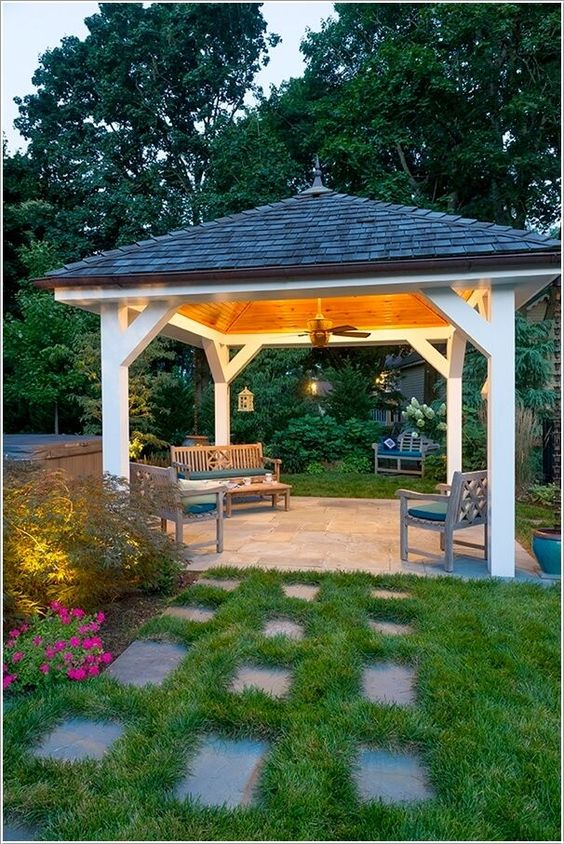 Backyard Retreat Ideas 5