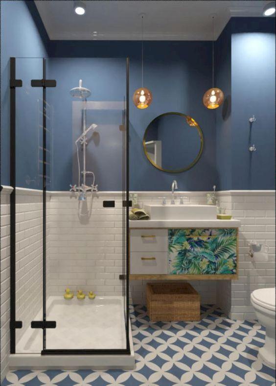 Bathroom Blue Ideas 11