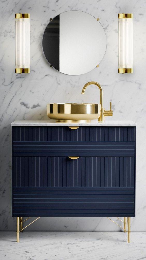 Bathroom Blue Ideas 15
