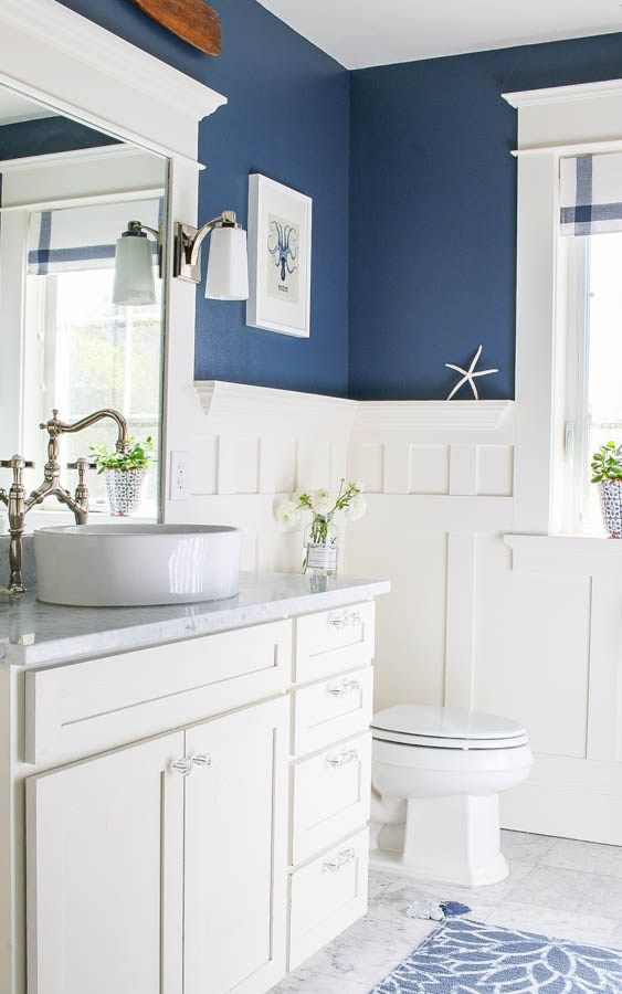 Bathroom Blue Ideas 17