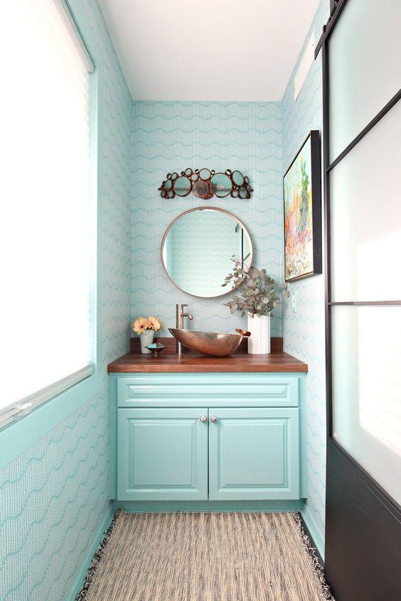 Bathroom Blue Ideas 5