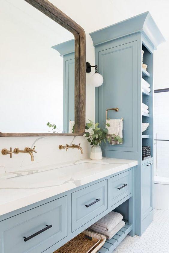 Bathroom Blue Ideas 7