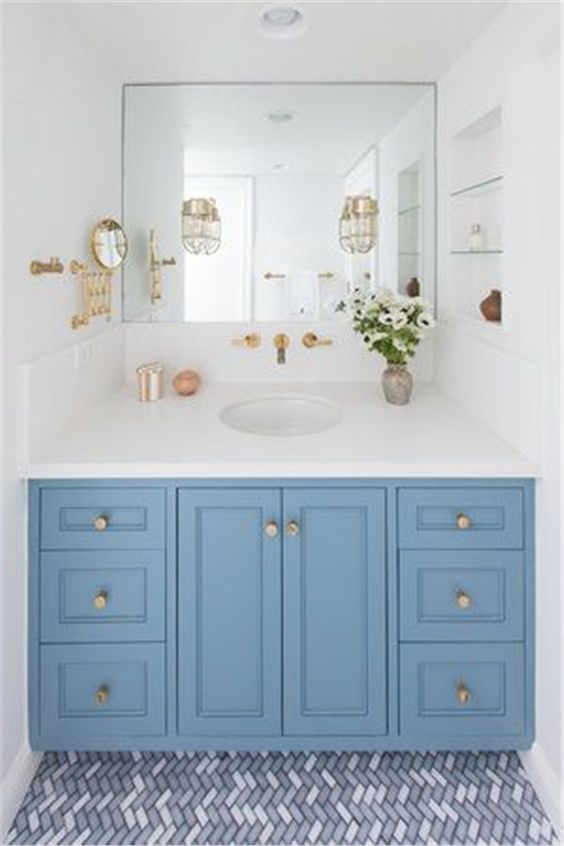Bathroom Blue Ideas 8