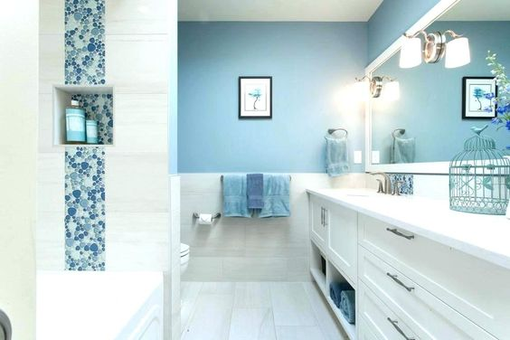 Bathroom Blue Ideas