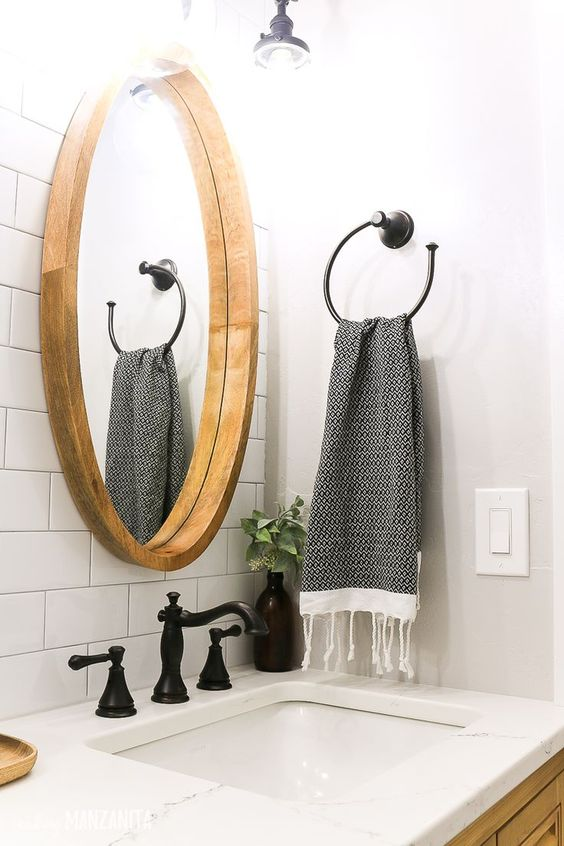 Bathroom Mirror Ideas 9