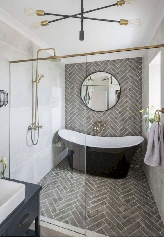 Bathroom Tile Ideas: Breathtaking Tiled Spot