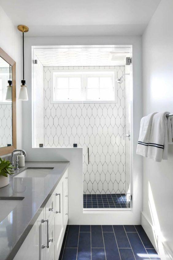 Bathroom Tile Ideas: Simple Tiling
