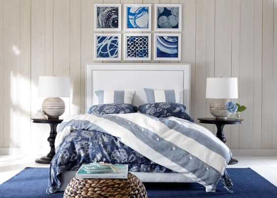 Fresh Beach Bedroom Ideas To Create An Airy Feeling