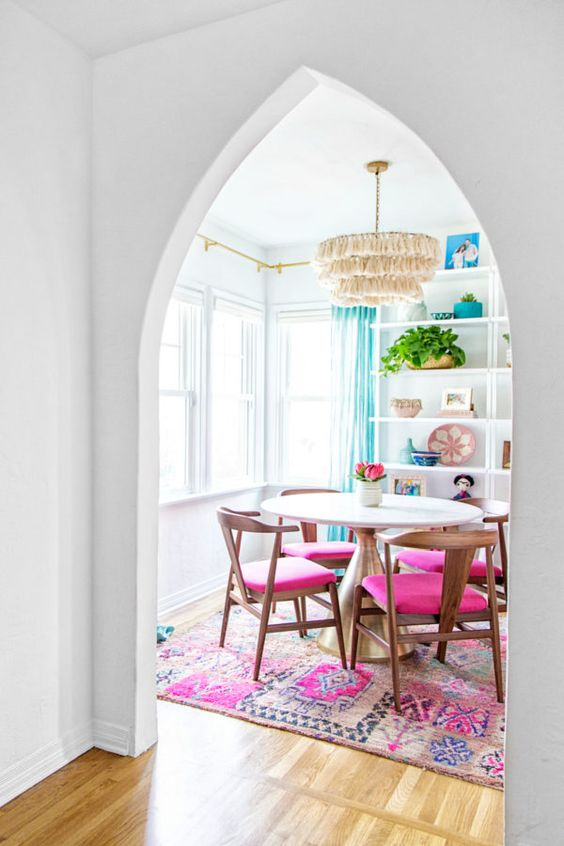 Eclectic Dining Room Ideas 10
