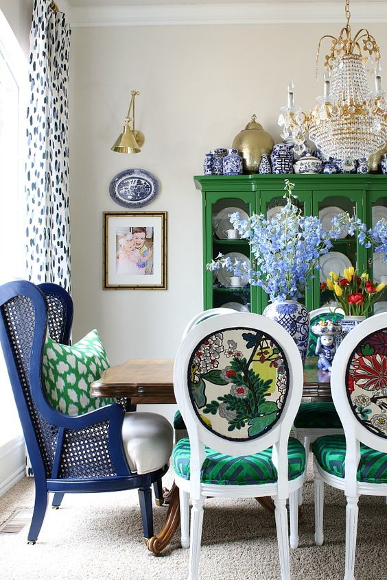 Eclectic Dining Room Ideas 14