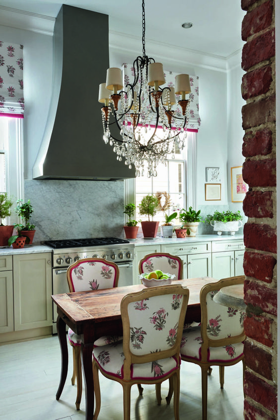 Eclectic Dining Room Ideas 7