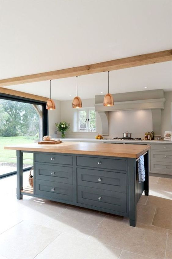 Kitchen Island Ideas 16