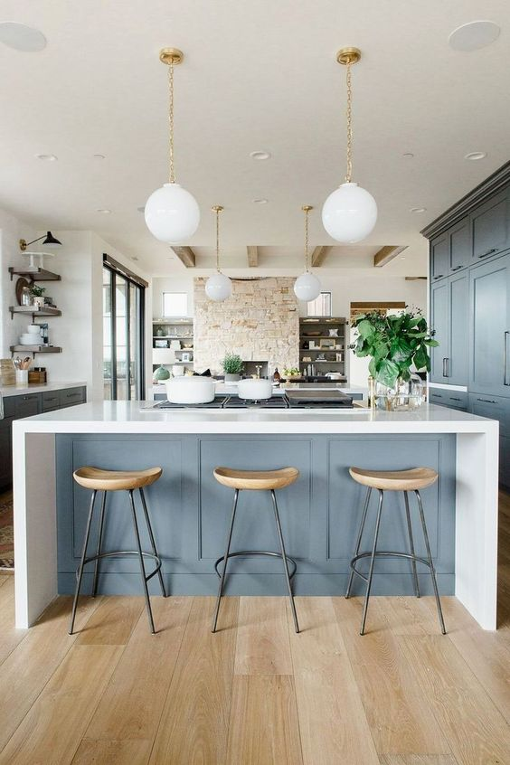 Kitchen Island Ideas 19