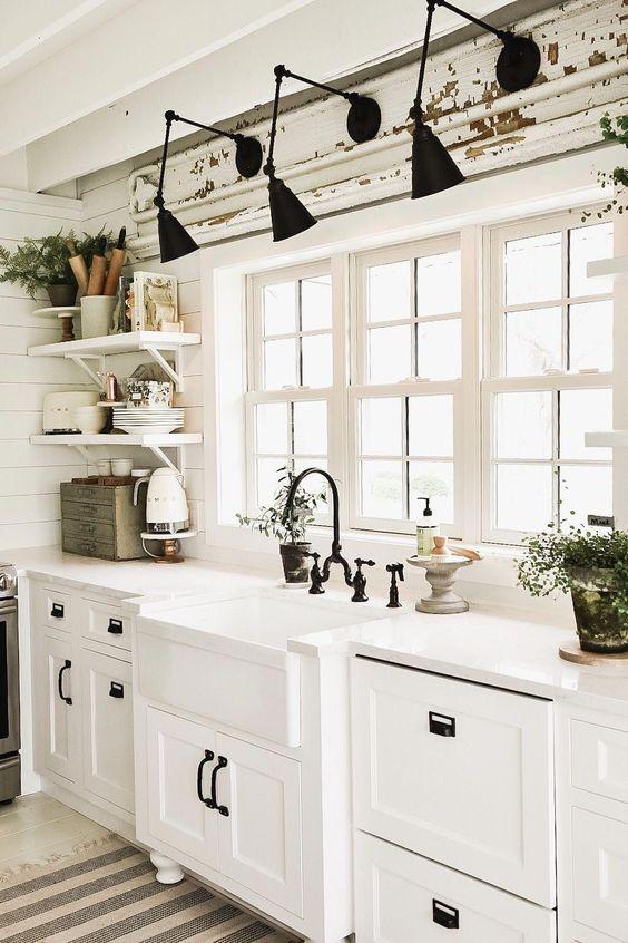 Kitchen Lighting Ideas: Stylish Sconces Lighting