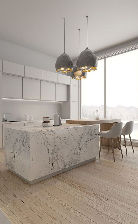 Kitchen Lighting Ideas: Contemporary Lighting Pendants