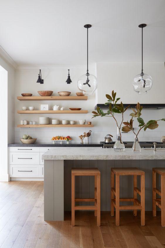 Kitchen Shelves Ideas 15