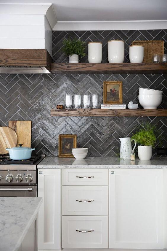 Kitchen Shelves Ideas 16