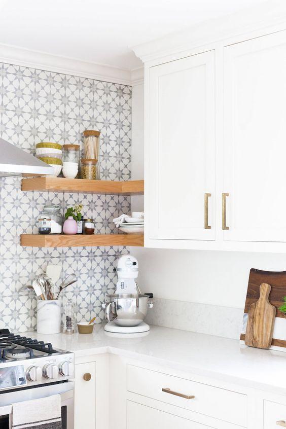 Kitchen Shelves Ideas 19