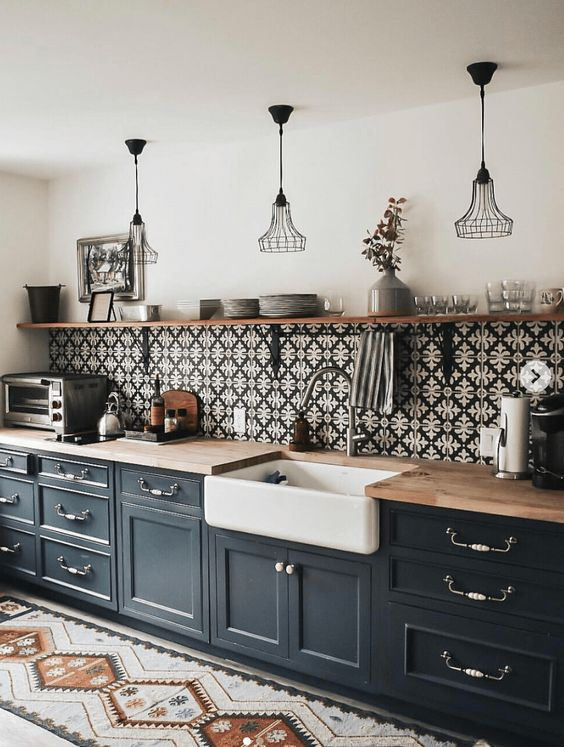 Kitchen Shelves Ideas 7