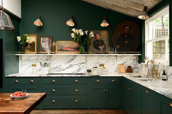 Kitchen Shelves Ideas