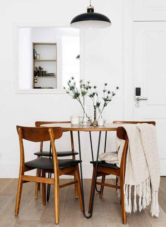Minimalist Dining Room Ideas 11