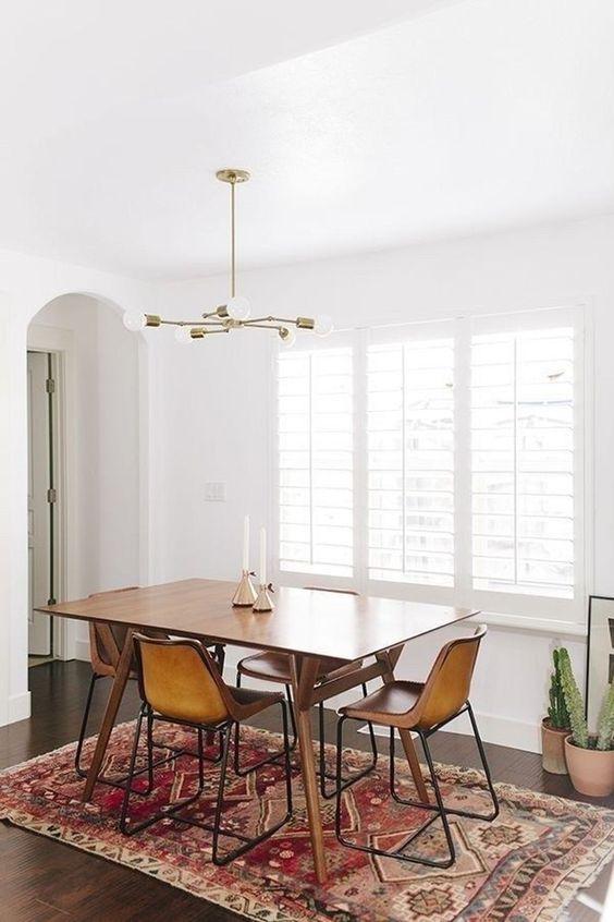 Minimalist Dining Room Ideas 13