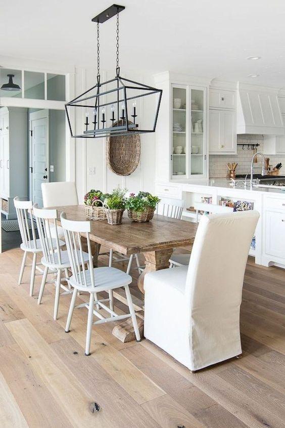 Minimalist Dining Room Ideas 15