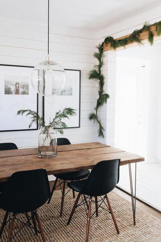 Minimalist Dining Room Ideas 5