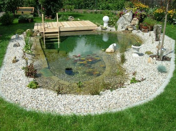 Natural Swimming Pool Ideas