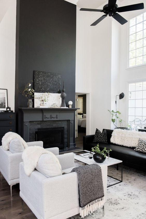 White Living Room Ideas 18