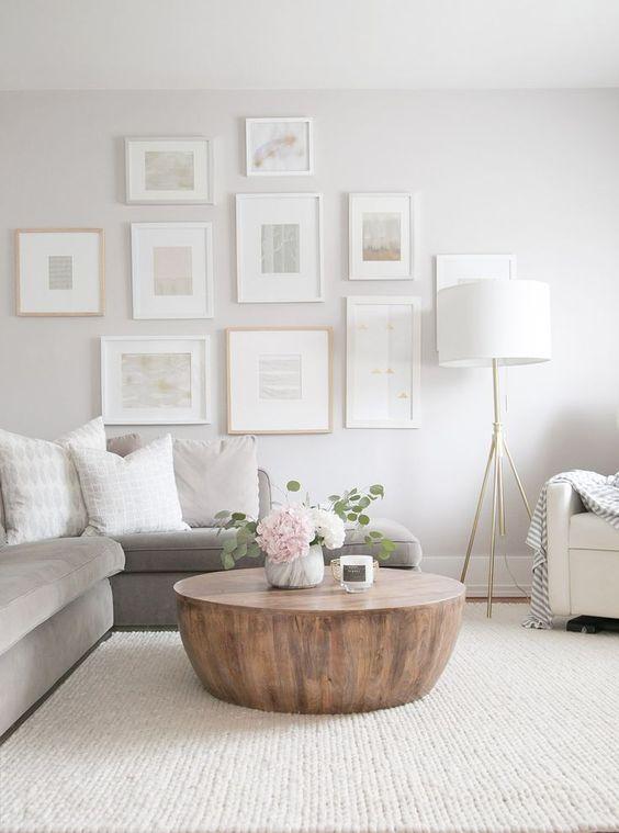 White Living Room Ideas 7