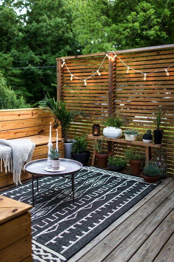 Wood Patio Ideas 5